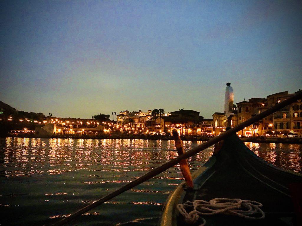 ヴェネチアン・ゴンドラからの眺め