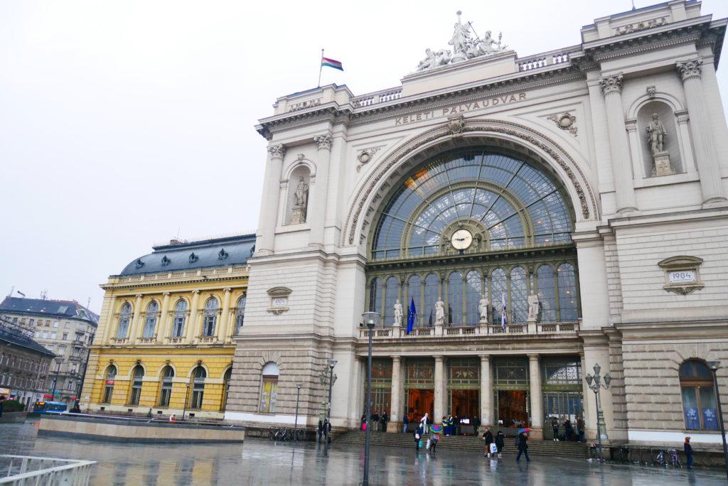 ブダベスト東駅